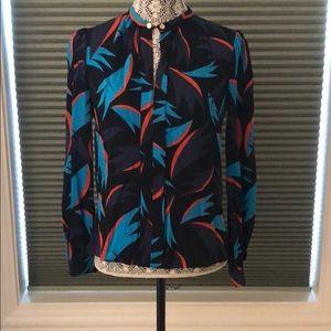Statement DIANE VON FURSTENBERG silk blouse